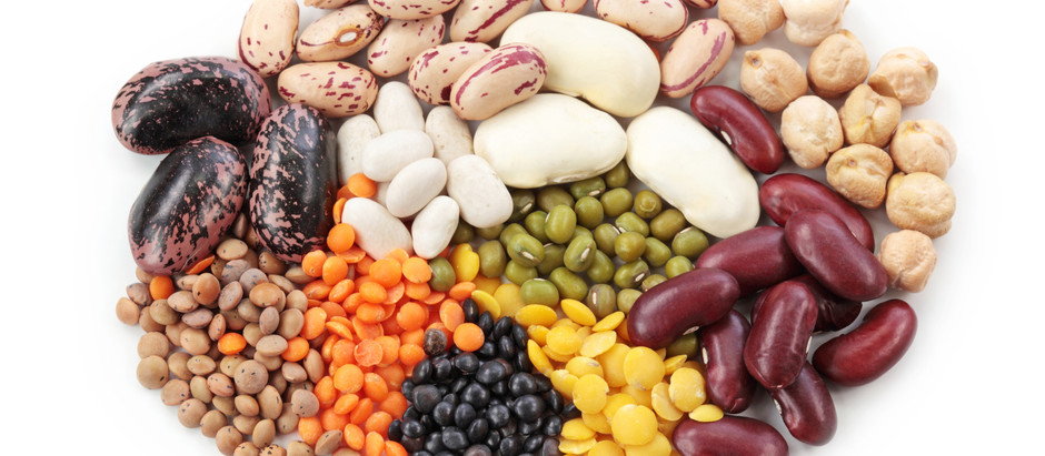 NBC News: Get more plant-based proteins - Nuts, Seeds and Legumes