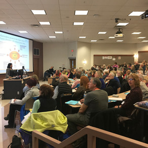 150 attendees - FULL HOUSE! Anti-Inflammatory Lifestyle for Longevity