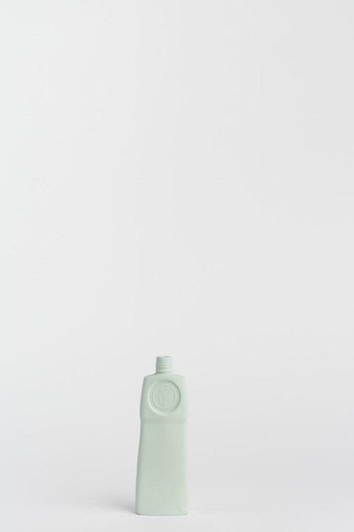 Dusty mint #18 | Bottle Vase | Foekje Fleur
