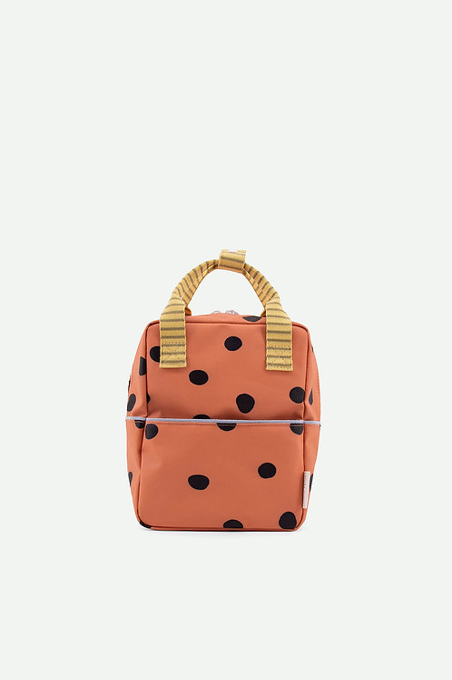 Faded Orange | Small Backpack | Sticky Lemon