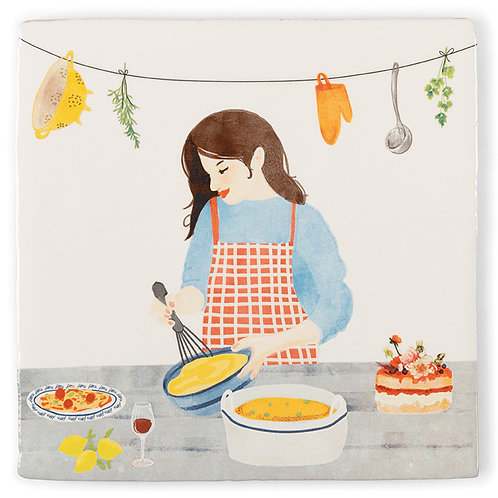 Keuken prinses | Tiles S | Storytiles