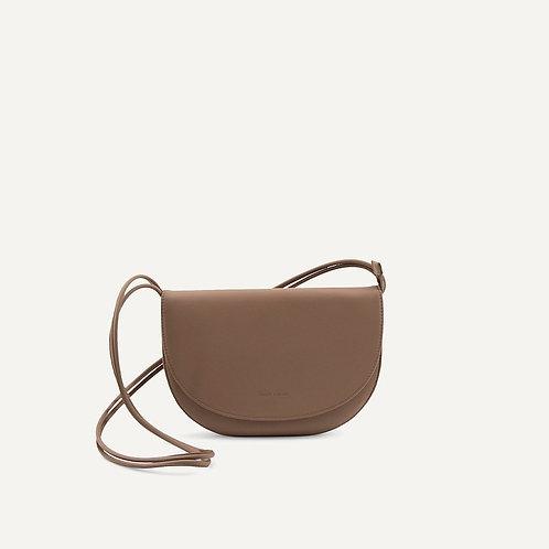 Soma half moon bag | Cacao | Monk & Anna