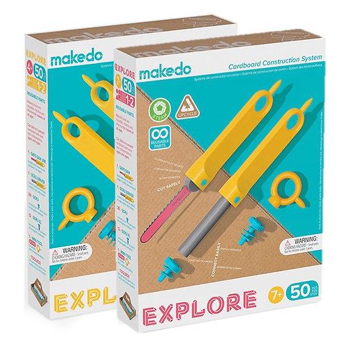 Starterset | Explore | Makedo