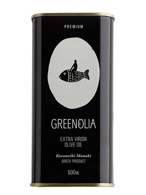 Greenolia | Premium | Het olijflab