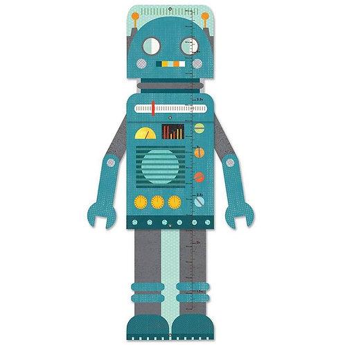 Robot groeimeter | Petit collage