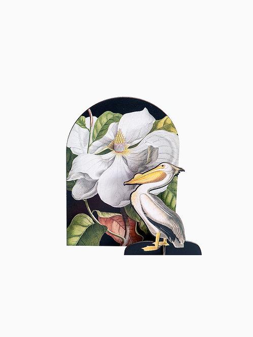 Pelican   Pop-up card   Studio ROOF