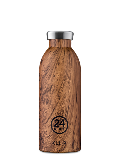 Sequoia Wood | Clima Bottle | 24 Bottles