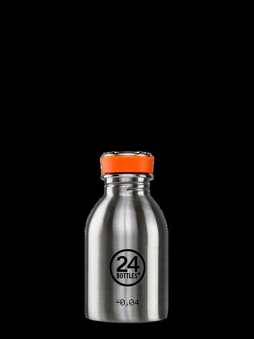 Steel | Urban Bottle | 24Bottles