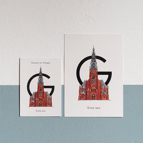 G | Grote Kerk | Schager ABC