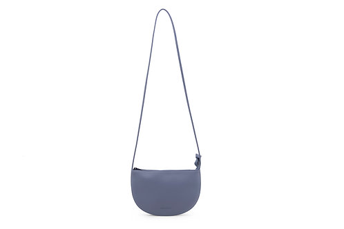 Farou half moon bag | faded blue | Monk & Anna