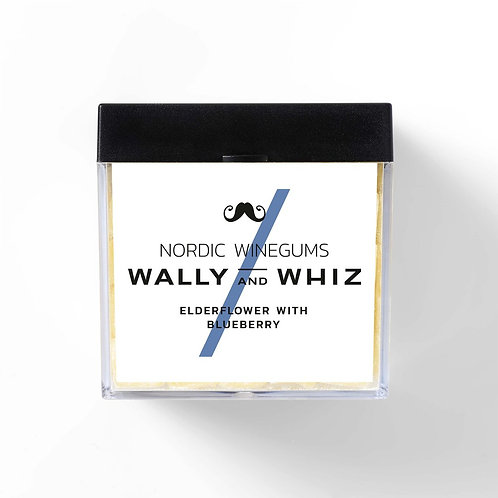 Elderflower with blueberry | Wally and Whiz