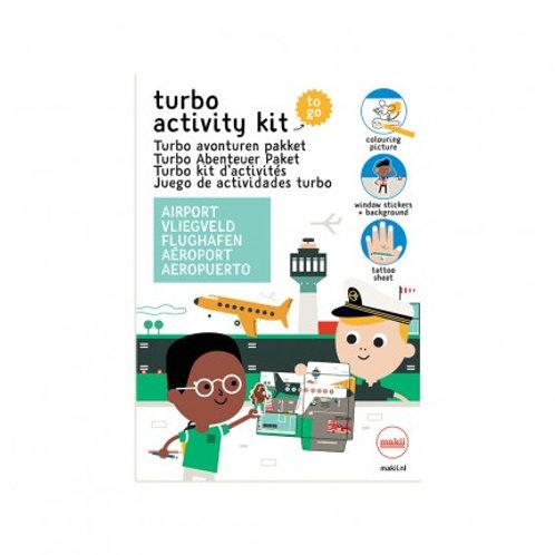 Turbo avonturenpakket | Vliegtuig | Makii