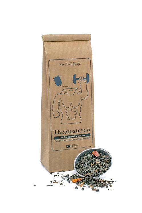 Theetosteron | Het Theeza(a)kje