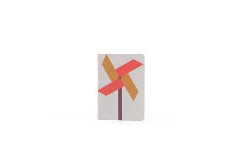 Notebook | Windmill | Sticky Lemon