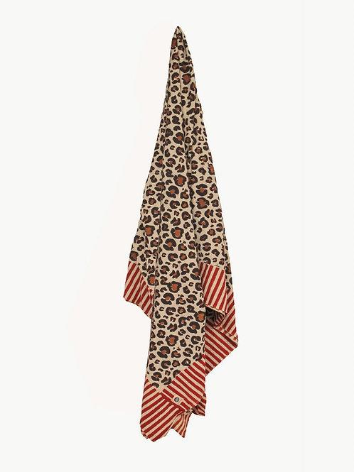 Leopard   Single Throw   Doing Goods
