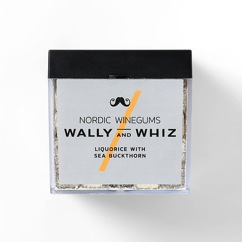 Liquorice with Sea Buckthorn | Wally and Whiz