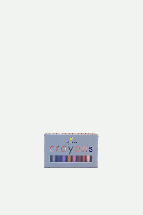 Crayons | Sticky Lemon