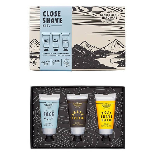 Shave kit | Gentlemen's hardware