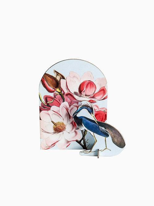 Blue Bird | Pop-up card | Studio Roof