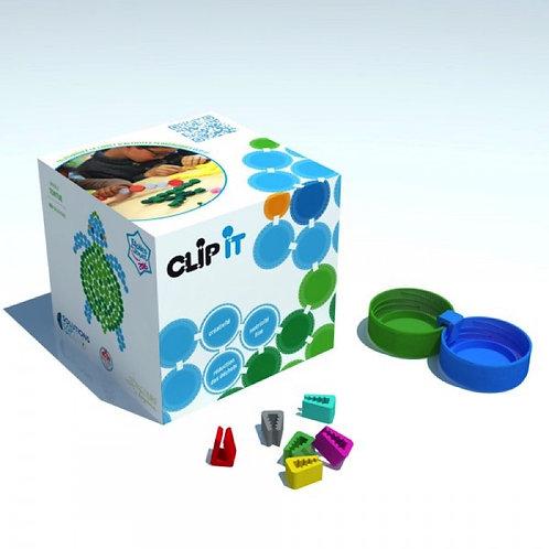 Schilpad | 400 clips | Clip-It