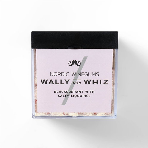 Blackcurrant with Salty Liquorice | Wally and Whiz