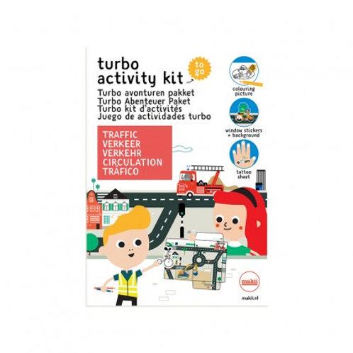 Turbo avonturenpakket | Verkeer |  Makii