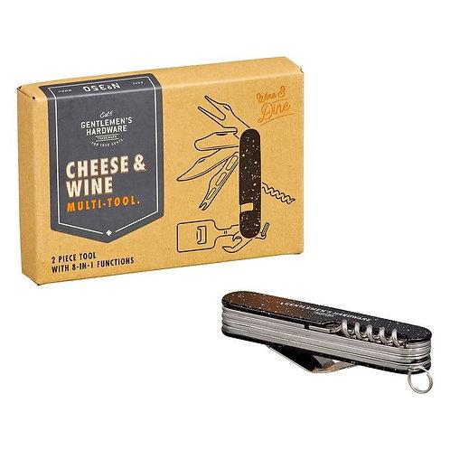 Cheese and wine tool | Gentlemen's hardware