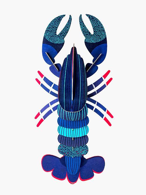 Blue lobster | Studio ROOF