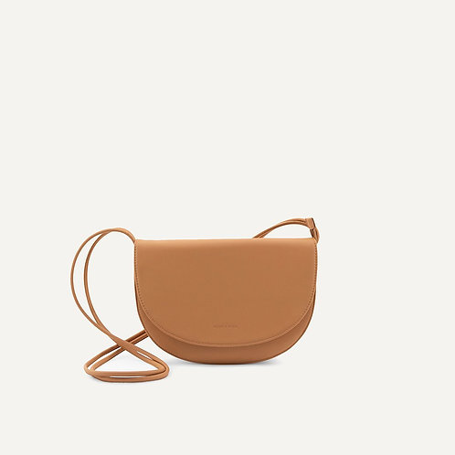 Soma half moon bag | Cashew | Monk & Anna