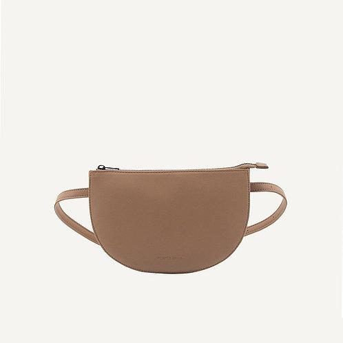 Tsuki belt bag | Cacao | Monk & Anna