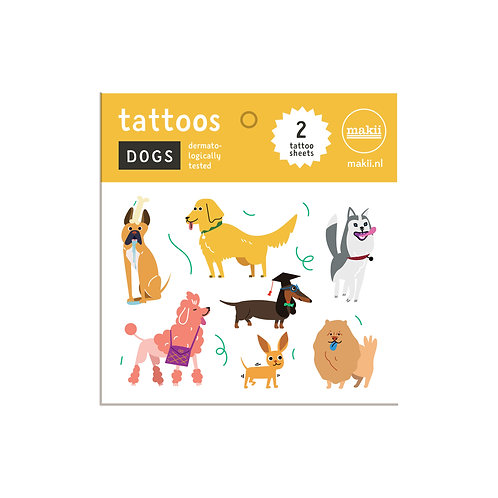 Tattoos | Makii