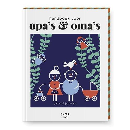 Handboek voor opa's en oma's | De wereld van Snor