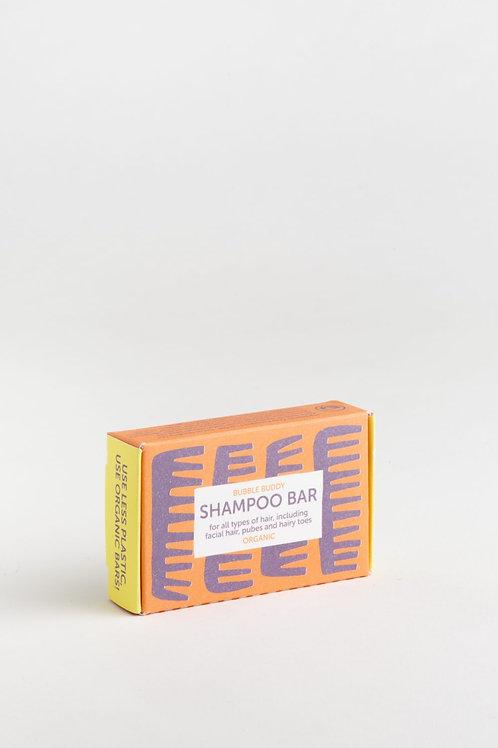 Shampoo soap bar | Organic | Bubble byddt