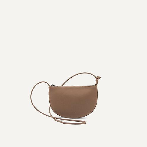 Farou half moon bag | Cacao | Monk & Anna