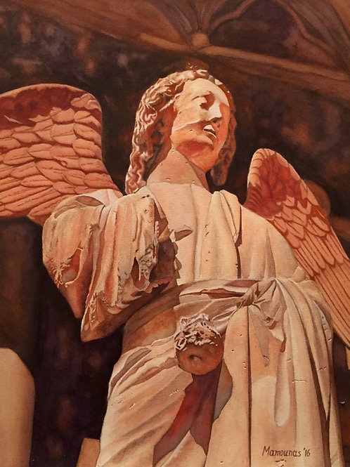 Angel of Reims