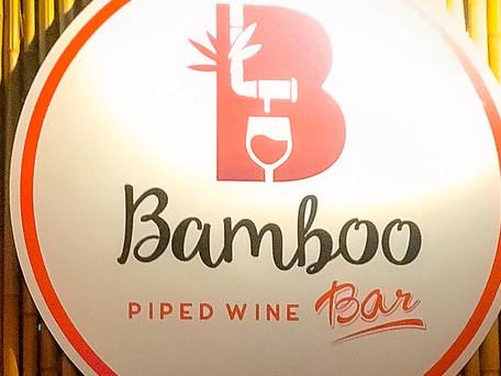 O primeiro bar com vinho encanado do Brasil se encontra em Bento Gonçalves RS
