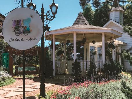Parque temático em Gramado: Jardim Do Amor
