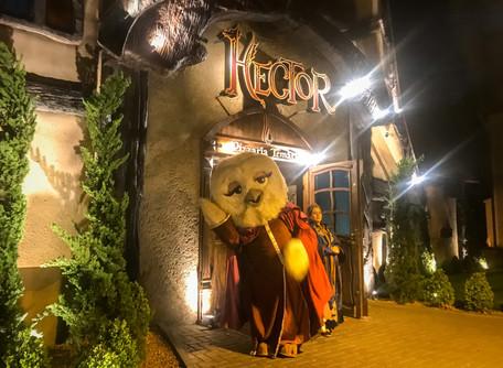 Hector Pizzaria temática Gramado : lugar imperdível para os fãs do Harry Potter