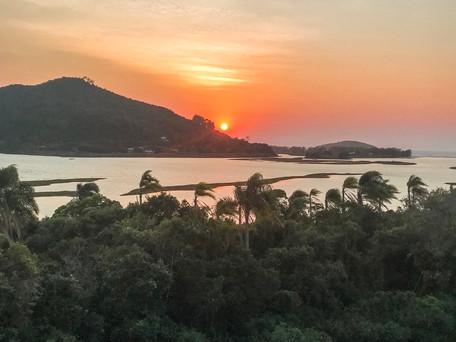 Ponta Da Piteira: Pousada de charme para casais na Lagoa De Ibiraquera em Santa Catarina