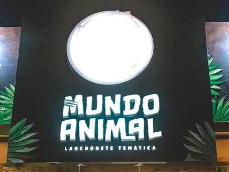 Lanchonete temática em Porto Alegre