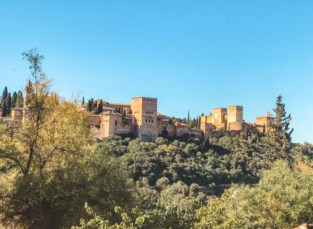 La Alhambra em Granada- dicas da compra do ingresso e como visitar