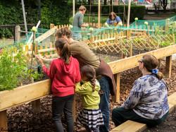 4H community garden project