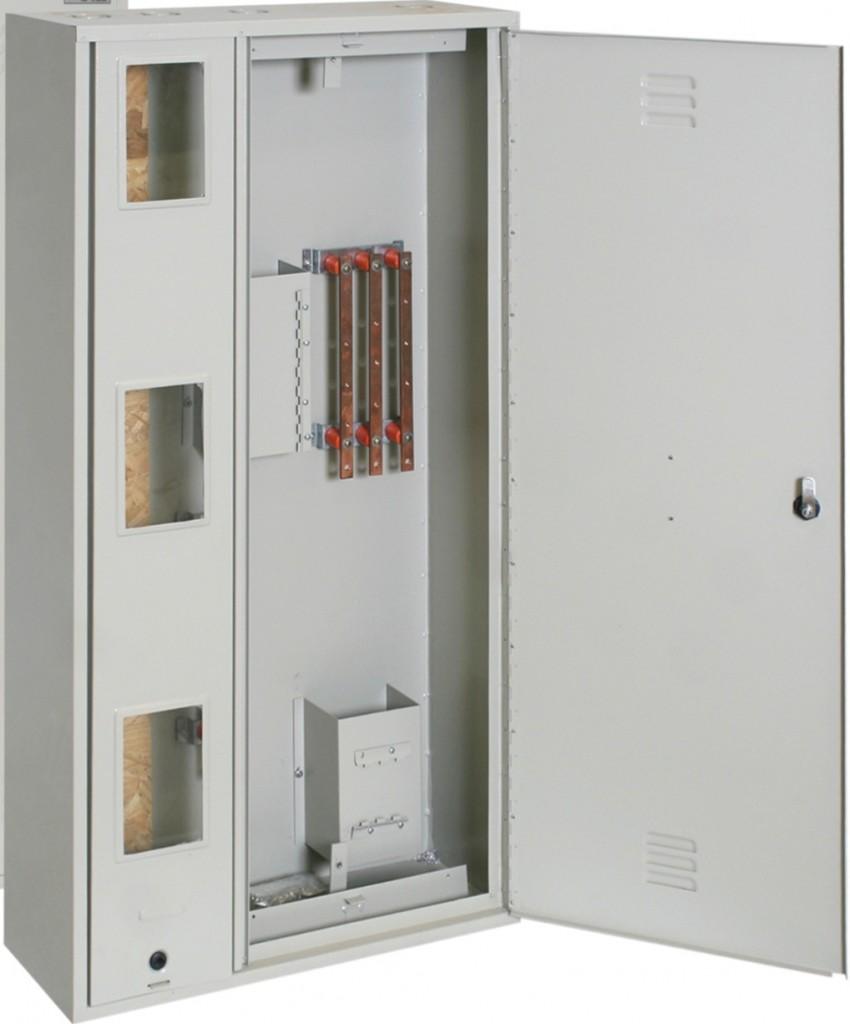 Quadro Elétrico de Medidores