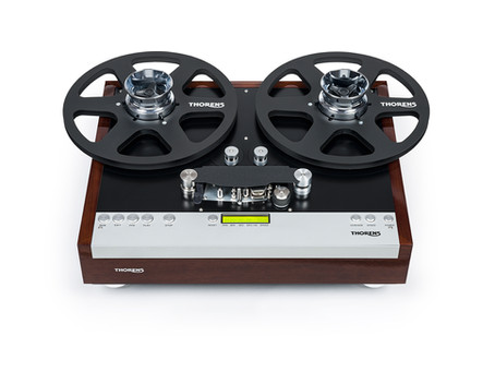 Press Play> Podcast Ep 17: A New Reel-to-Reel from Thorens
