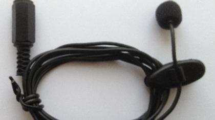 Smartphone Pro - Tie-Clip Mic