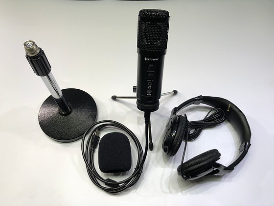 Remote Interview Recording Kit - Mid-Range Package