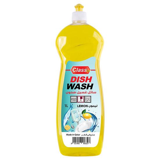 Class DISH WASH 1L LEMON