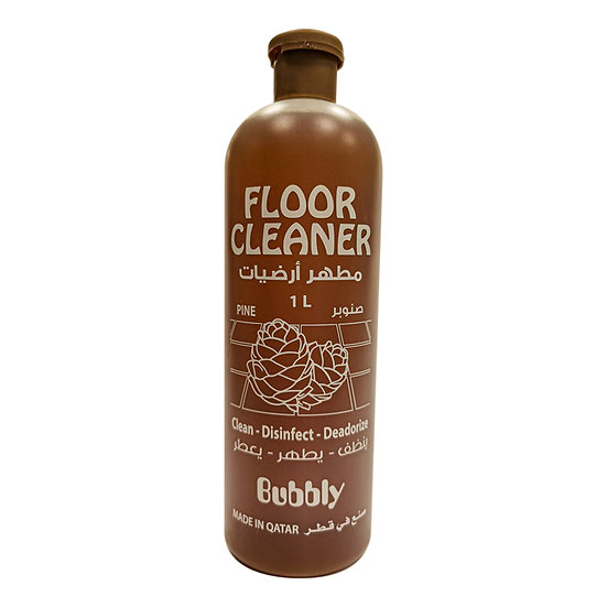 Bubbly Floor Cleaner CEL Pine 1L