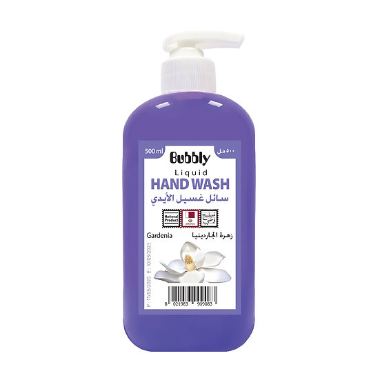 Bubbly Hand Wash Gardenia 500ml
