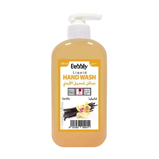Bubbly Hand Wash Vanilla 500ml